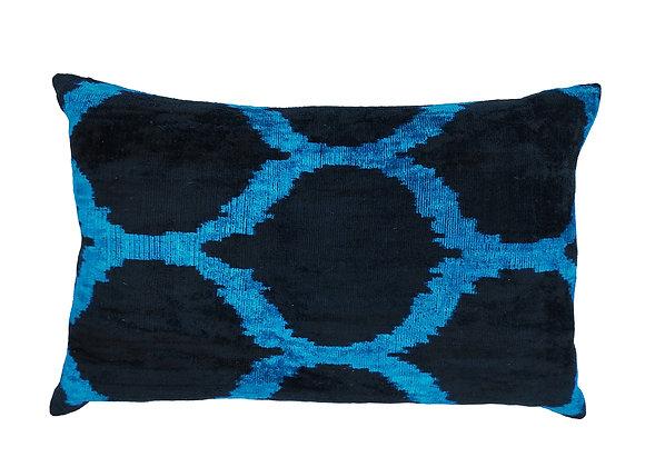 Indigo Double Sided Cushion