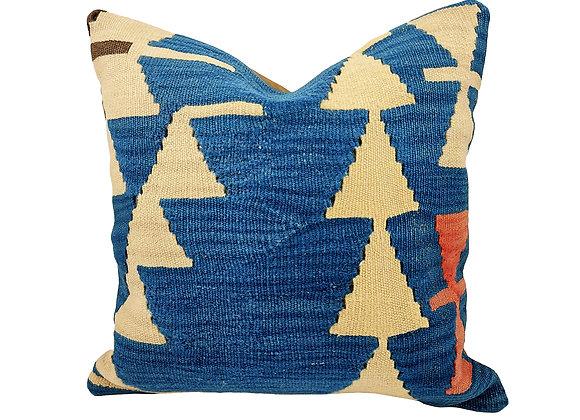 42cm Pyramid Kilim Cushion