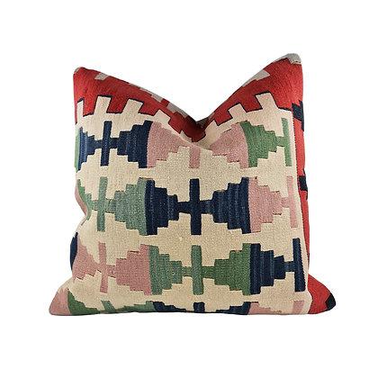 50 x 50cm Lolipop Kilim Cushion