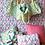 Thumbnail: Sky Kotiya Quilted Handy Bag 100% Cotton