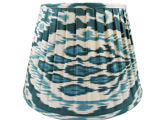 35cm Eucalyptus Silk Pleated Lampshade
