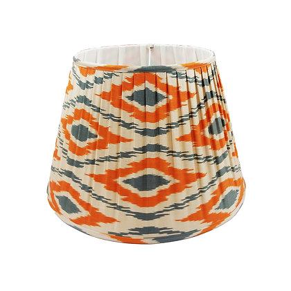 45cm Reece Silk Pleated Lampshade