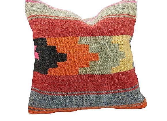 42cm Fruit Kilim Cushion