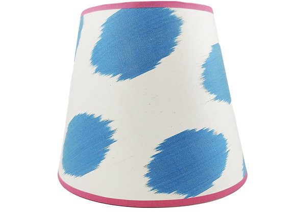 25cm Elfin Silk Card Conical Lampshade