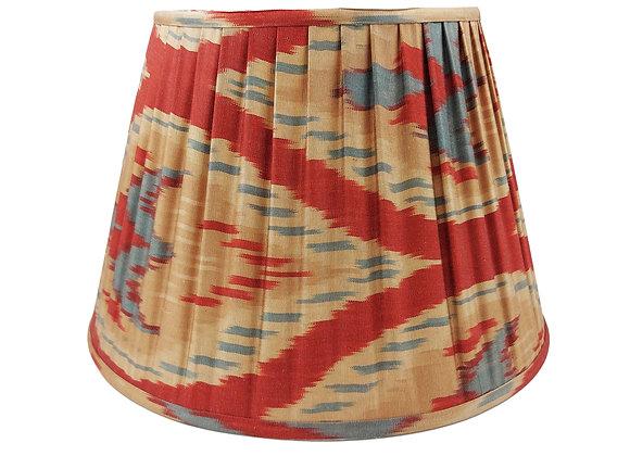 35cm Italia Silk Pleated Lampshade