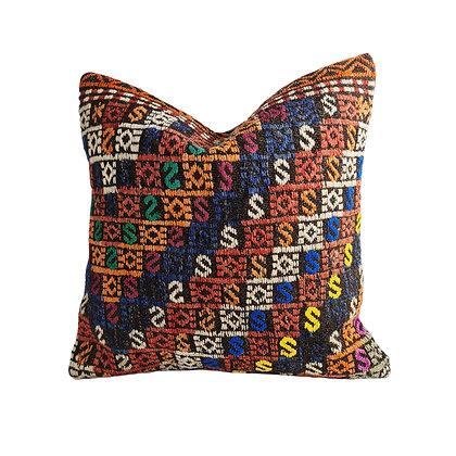 42cm Cairo Kilim Cushion