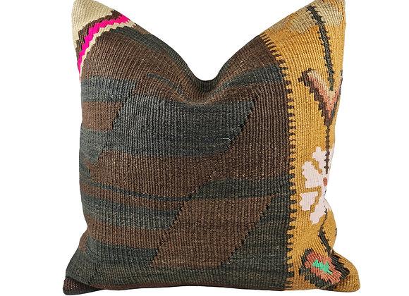 42cm Meadow Kilim Cushion