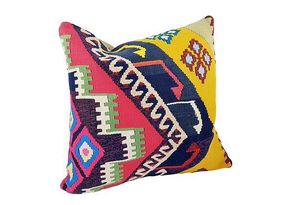 42cm Dance Kilim Cushion