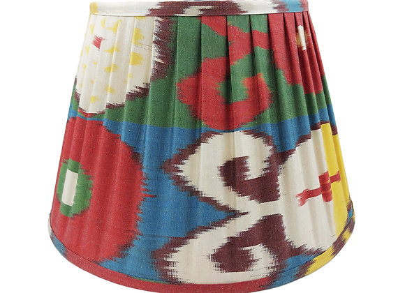 35cm Chicana Silk Pleated Lampshade