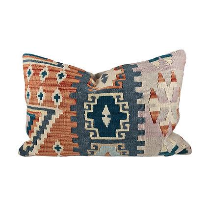 60 x 40cm Jazz Kilim Cushion