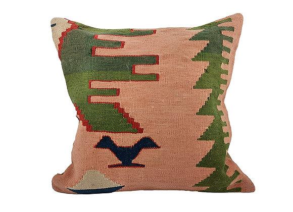 42cm Bird Kilim Cushion