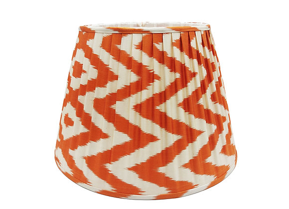 45cm Spicy Silk Pleated Lampshade