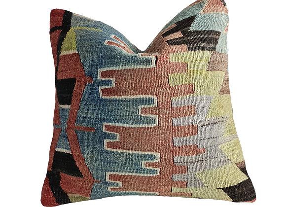 42cm Astro Kilim Cushion