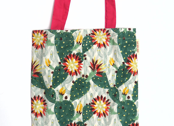 Thrive Cotton Tote Bag