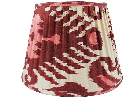35cm Cupid Silk Pleated Lampshade