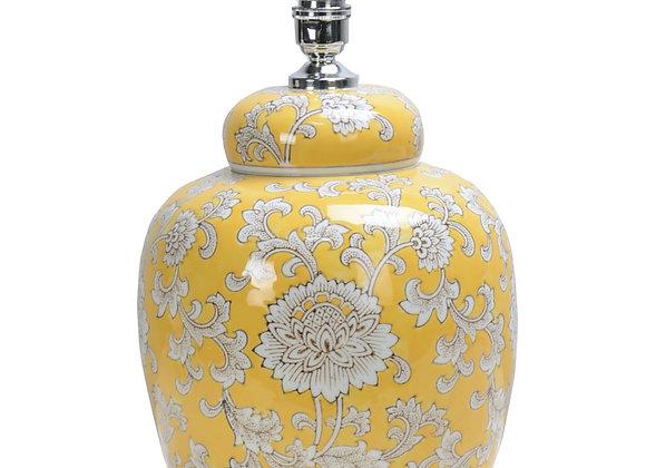 Ceramic Sulphur Floral