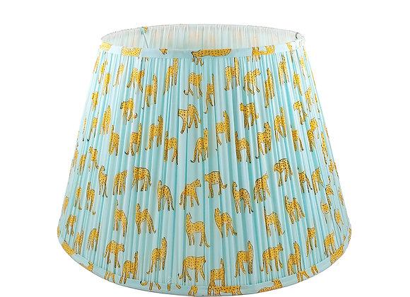 45cm Sky Kotiya Cotton Gathered Lampshade