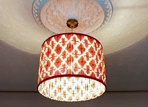 Cosmic Gathered Ceiling Shade