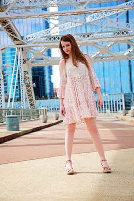 Nashville senior photography nolensville
