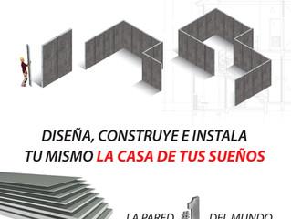 DISEÑA, CONSTRUYE E INSTALA LA CASA DE TUS SUEÑOS TU MISMO !!!!!