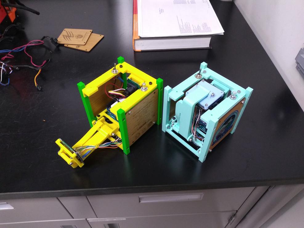 Demo CubeSats