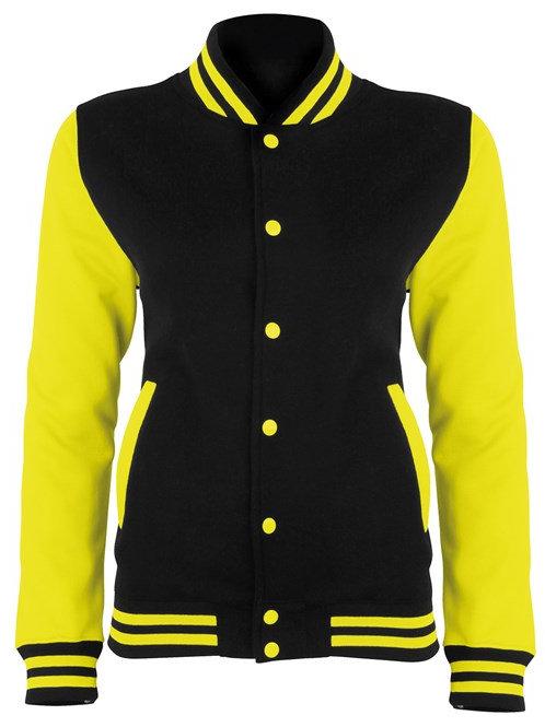 JH044 Electric Varsity Jacket