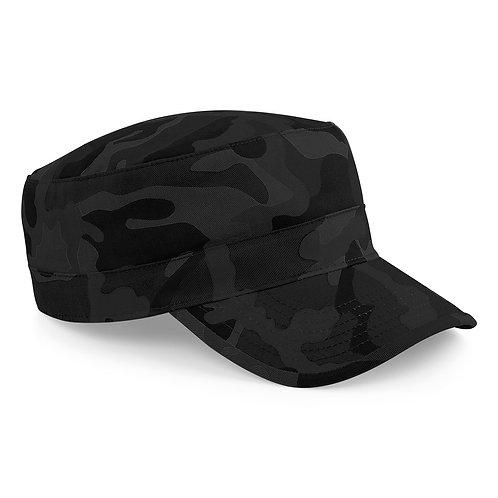 BC033 Camo Army Cap