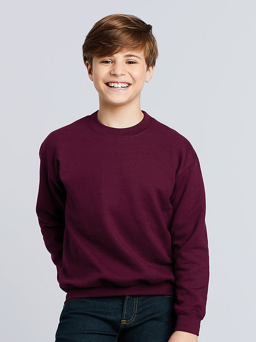 GD56B   Heavy Blend™ youth sweatshirt