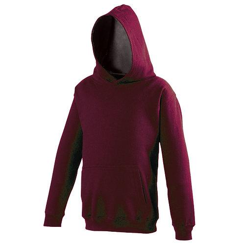 JH03J   Kids varsity hoodie
