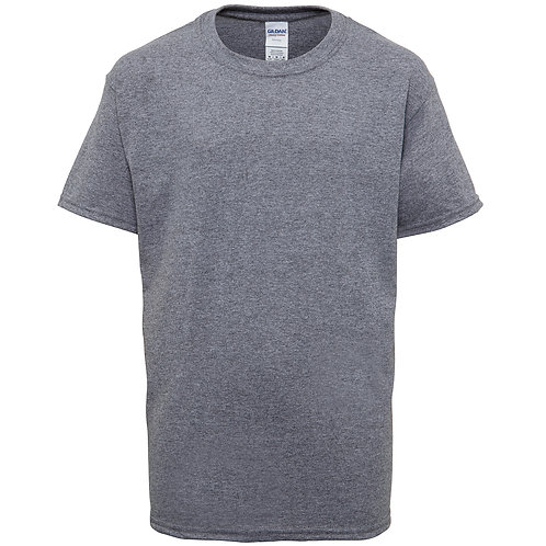 GD05B Heavy cotton youth tee