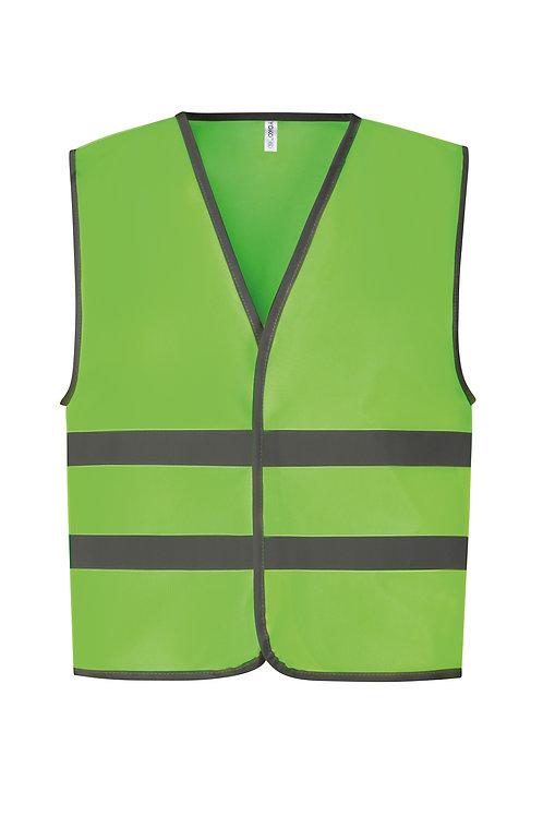 YK102   Hi-vis reflective  waistcoat