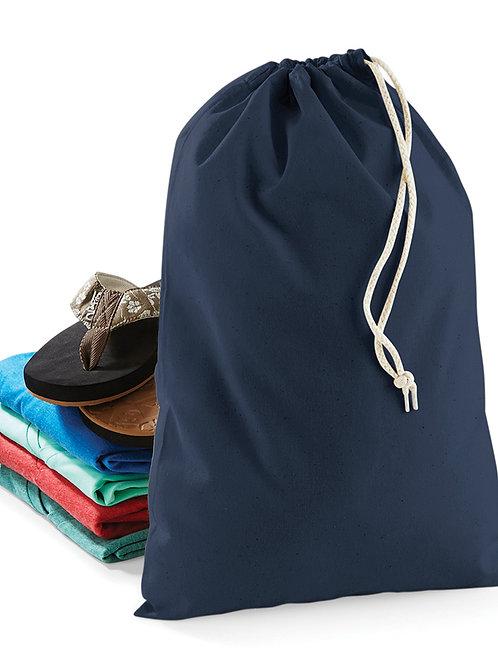 WM115 Cotton stuff bag
