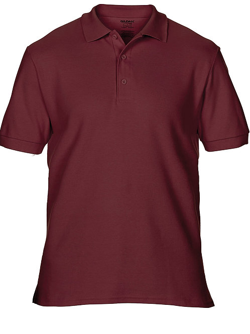 GD042 Premium Cotton® double piqué sport shirt