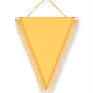 SF011 TRIANGLE PENNANTS