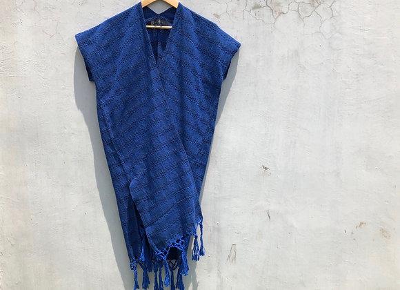 Chaleco Azul Milenaria
