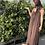 Thumbnail: Vestido de manta color café