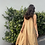 Thumbnail: Vestido amarillo de manta
