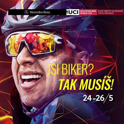 UCI MTB World Cup: Nové Město na Moravě 2019