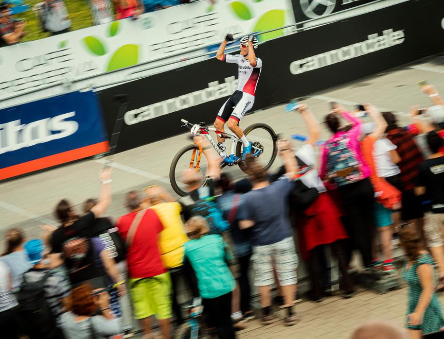 UCI MTB World Cup 2019 & CYKLOSTAR_