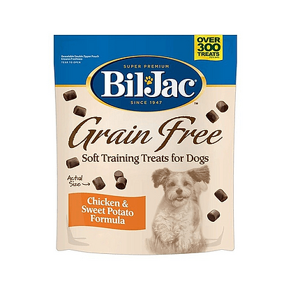 BIL JAC TREATS 283GR GrainFree