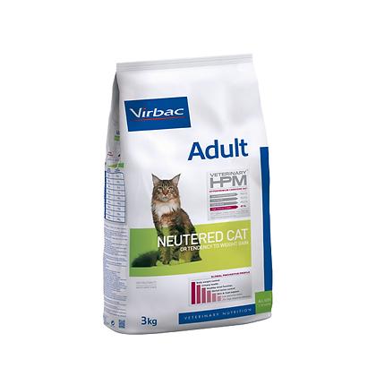 HPM Adult Neutered cat