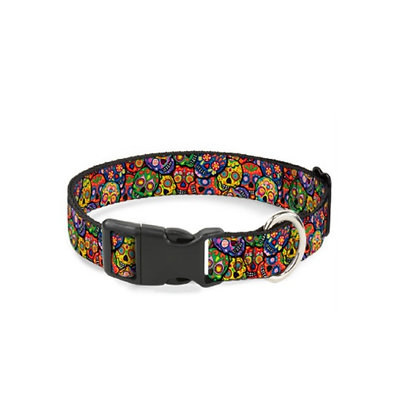 BUCKLE DOWN COLLAR CALAVERAS MULTICOLOR