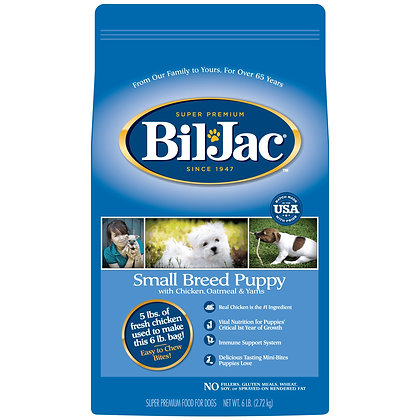 Bil-Jac Small Breed Puppy