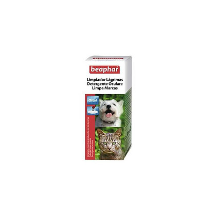 OFTAL Limpiador de Lágrimas 50 ml Perro y Gatos Beaphar