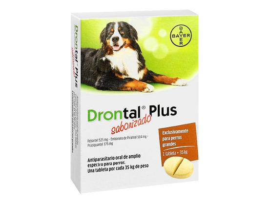 Drontal® Plus Saborizado Perros Grandes