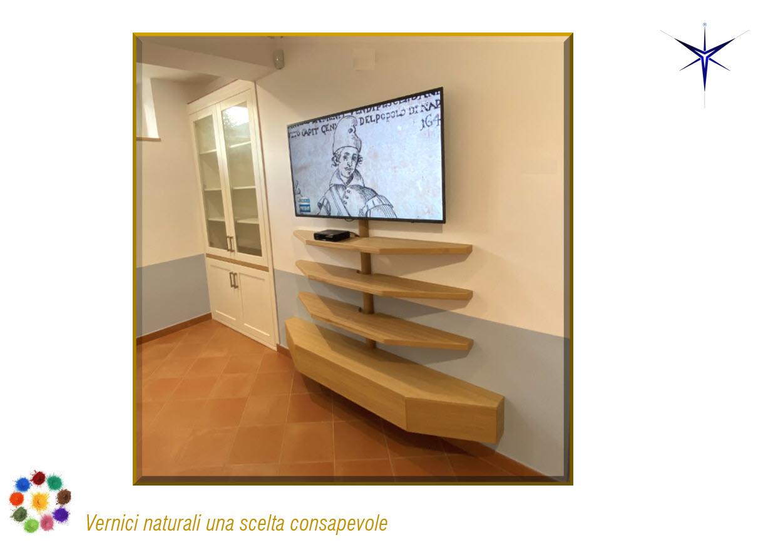 Mobile in legno Rovere