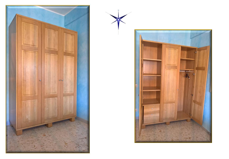 Mensole in legno Rovere