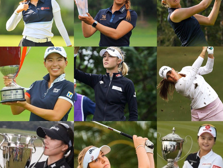 10 female golfers to watch out for in 2020!