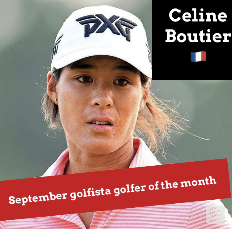 September Golfer of the month