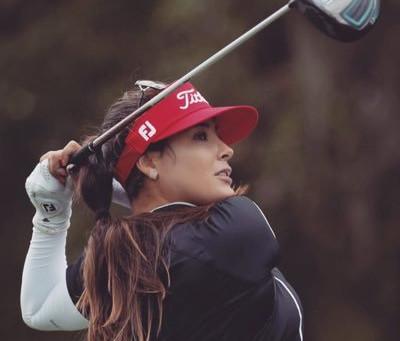 Catching up with LPGA star Mariajo Uribe.